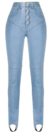Alessandra Rich Jeans