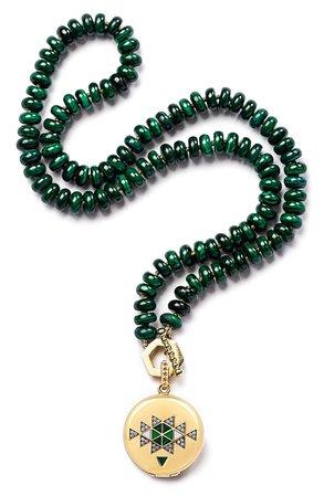 Harwell Godfrey Signature Vertly Locket Necklace | Nordstrom