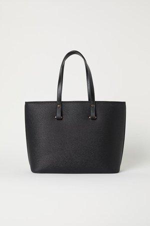 Handbag - Black - Ladies   H&M US