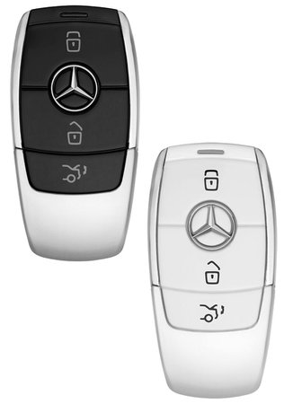 Mercedes Benz Keys