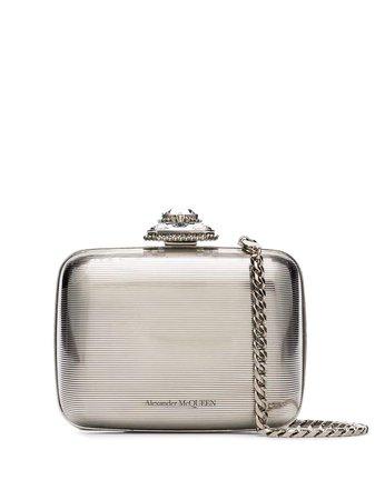 Alexander McQueen Mini Clutch Bag - Farfetch