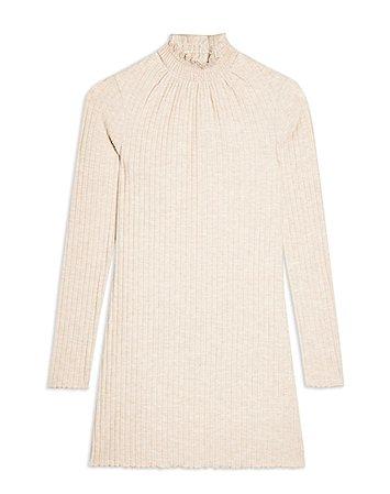 Κοντό Φόρεμα Topshop Cut+Sew Shirred Mini - Γυναίκα - Κοντά Φορέματα Topshop στο YOOX - 15033738QD