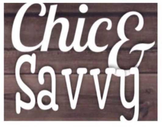 chic and Savvy logo