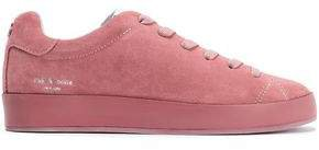 Rb1 Low Suede Sneakers
