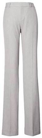 Logan Trouser-Fit Machine-Washable Birdseye Pant