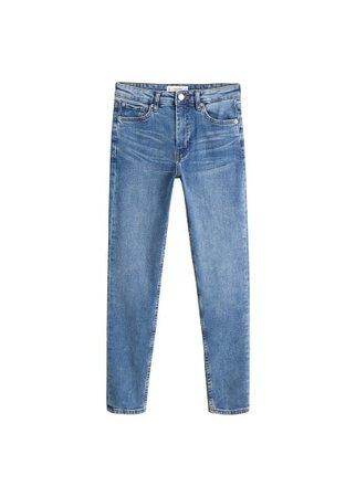 MANGO Skinny Olivia jeans