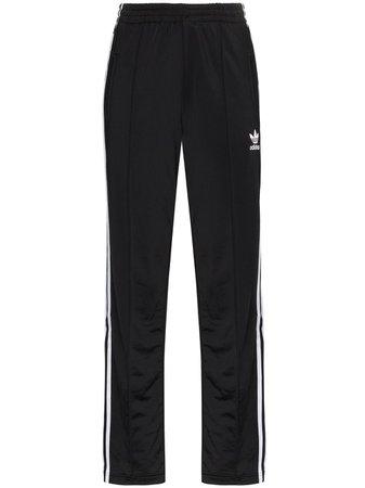 Adidas 3-stripe Logo Track Pants - Farfetch