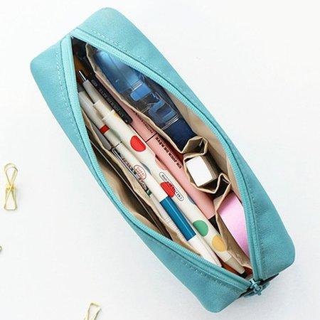 ICONIC Bonheur constant zipper pencil case pen pouch bag