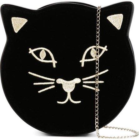'Kitty' clutch