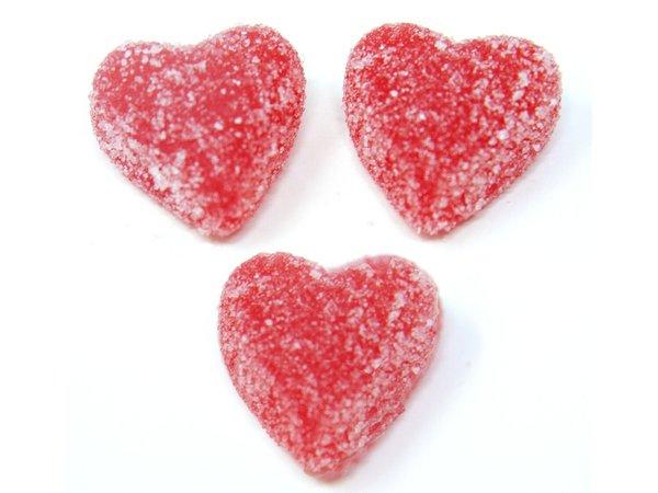 Cherry Jelly Hearts
