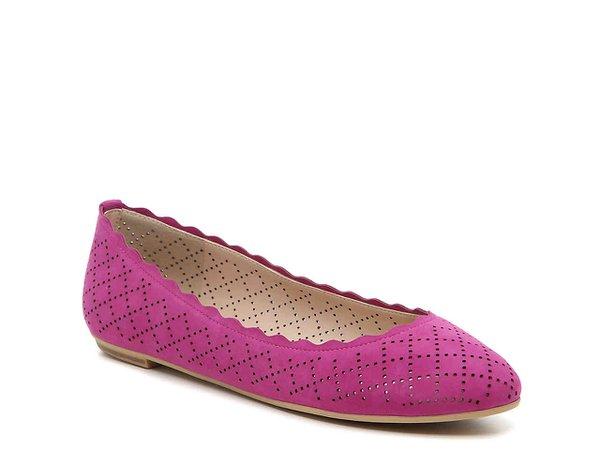 Kelly & Katie Weslyne Ballet Flat Women's Shoes | DSW