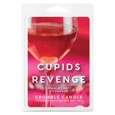 Crumble Co. Cupids Revenge Wax Melts