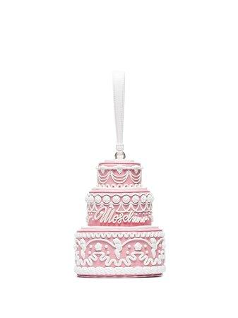 Moschino Cake Leren Clutch - Farfetch