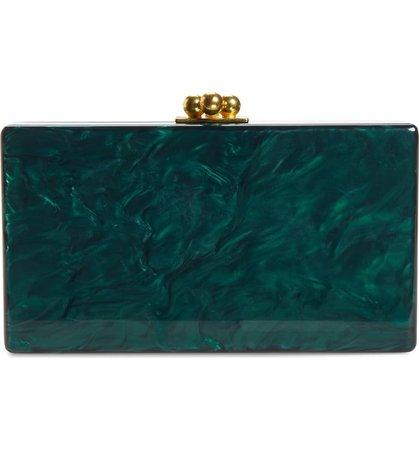 Edie Parker Jean Crystal Box Clutch | Nordstrom