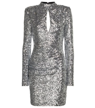 Rebecca Vallance - Gatsby sequined minidress | Mytheresa