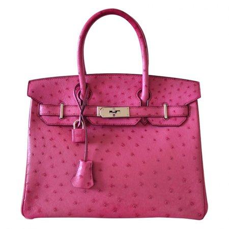 Pink Hermes Kelly