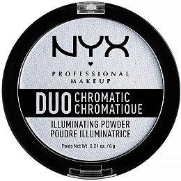 NYX Professional Makeup Duo Chromatic Illuminating Powder | Ulta Beauty