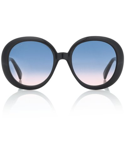 Round Sunglasses | Gucci - Mytheresa