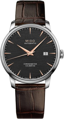 Baroncelli Automatic Bracelet Watch, 40mm