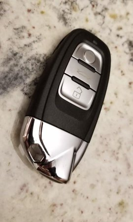 Meme's Lamborghini Car Key
