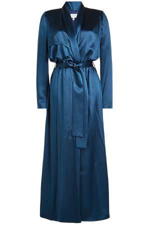 Satin Silk Coat Gr. FR 36