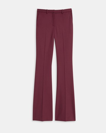 Good Wool Flare Pant | Theory