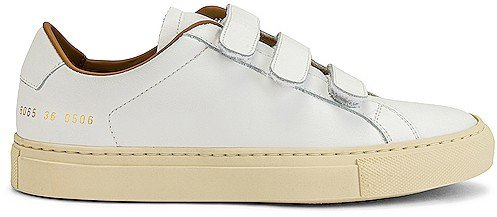 Achilles Low Velcro Sneaker