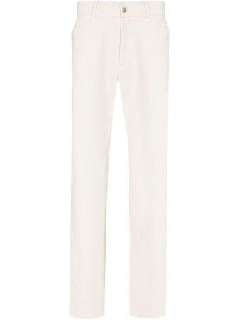 AV Vattev mid-rise straight-leg Trousers - Farfetch