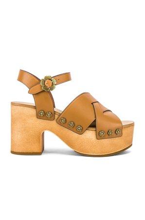 Nessa Clog Sandal