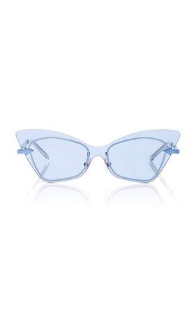 Mrs Brill Cat Eye Acetate Sunglasses by Karen Walker | Moda Operandi
