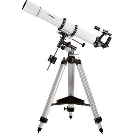 Orion 9024 Astroview 90Mm Equatorial Refractor Telescope - Walmart.com