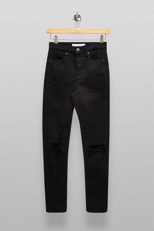 PETITE Black Joni Skinny Jeans | Topshop