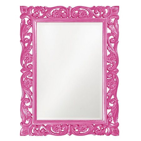 Birch Lane Kids™ Lacquered and Lovely Accent Mirror & Reviews   Wayfair