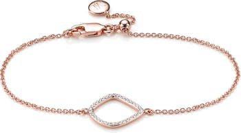 Monica Vinader Riva Kite Diamond Bracelet | Nordstrom