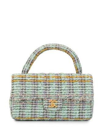 Chanel Pre-Owned Sac à Main à Design Texturé - Farfetch