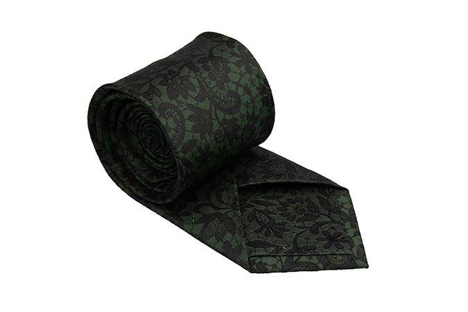 Vigsel - Dark Green Classic Tie