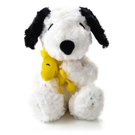 Snoopy and Woodstock Best Friends Stuffed Animal