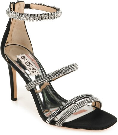 Zulema Embellished Strappy Sandal