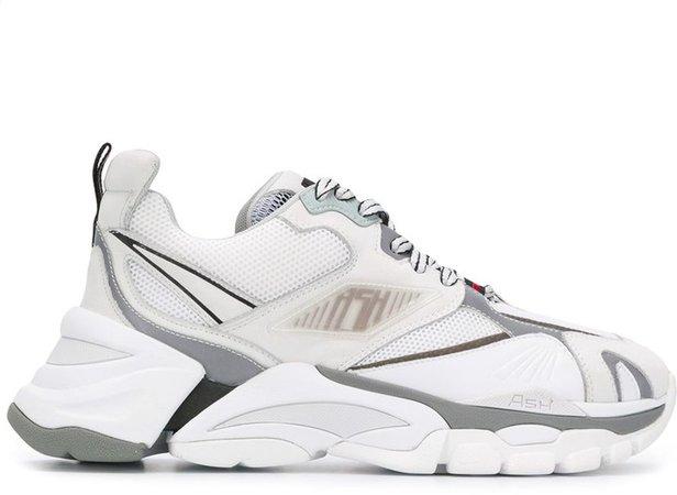 Flex chunky mesh sneakers