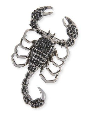Exclusively Bergdorf Goodman Embellished Scorpion Hair Pin