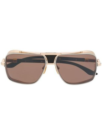 Dita Eyewear Interchangeable Temple Sunglasses Aw19 | Farfetch.com
