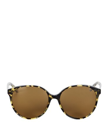 The Row x Oliver Peoples Brooktree Oversized Round Sunglasses | INTERMIX®
