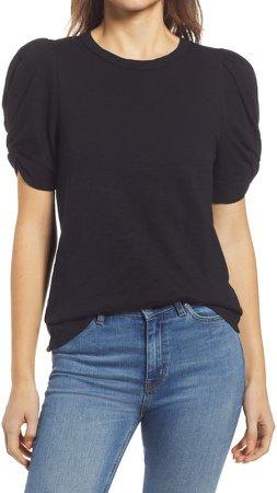 Knot Sleeve T-Shirt