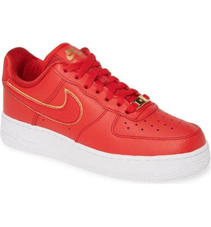 Nike Air Force 1 '07 ESS Sneaker (Women)   Nordstrom