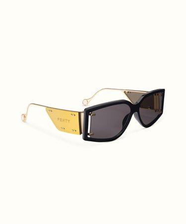Classified sunglasses - Black Gold   FENTY