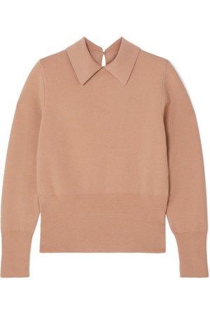 Alaïa | Wool-blend sweater | NET-A-PORTER.COM