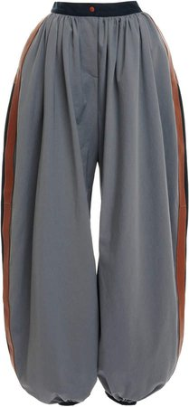 Loewe Tri-Color Balloon Pants