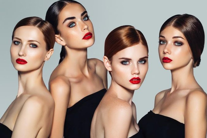 fashion models: 55 thousand results found on Yandex.Images