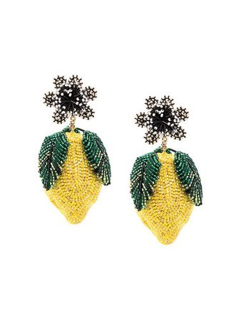 Mignonne Gavigan Lemon Drop Earrings - Farfetch