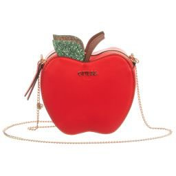 Guess - Red Apple Handbag (17cm) | Childrensalon